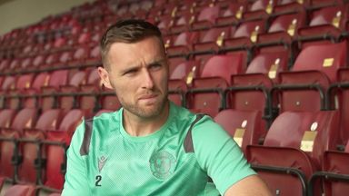 O'Donnell honoured by Motherwell captaincy