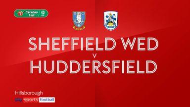 Sheff Wed 0-0 Huddersfield (2-4 pens)