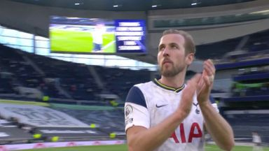 Does Kane have agreement to leave Spurs?