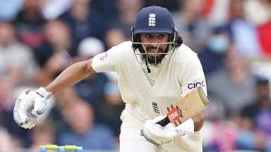 England v India Day One Highlights