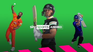 Meet The Hundred's virtual players!