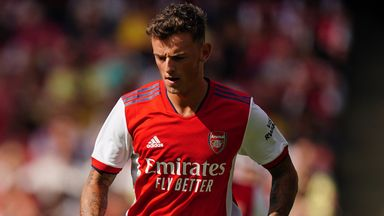 White 'pinching himself' over Arsenal move