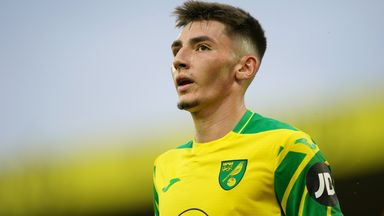 Farke: Gilmour happy to be at Norwich