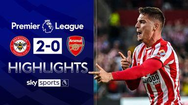 Brentford open season with Arsenal win
