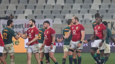 Barritt: Turning point was before HT