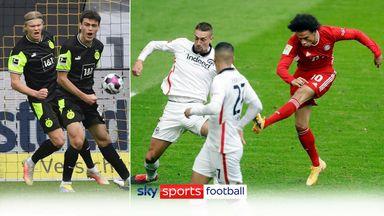 Bundesliga: Best long range goals 2020/21
