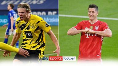 Bundesliga: Best goals from strikers 2020/21
