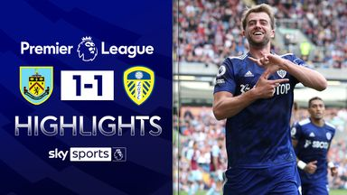 Bamford rescues Leeds point at Burnley