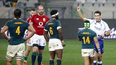 'Kolbe challenge a definite red card'