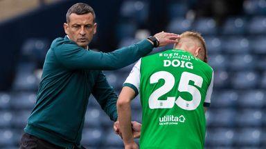 Ross: Doig will leave Hibernian