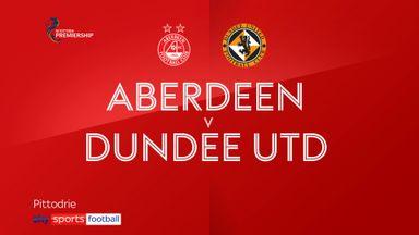 Aberdeen 2-0 Dundee Utd