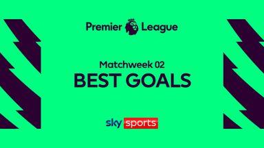 PL Goals of the Round: Gamweek 2