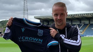 Griffiths 'delighted' at Dundee move