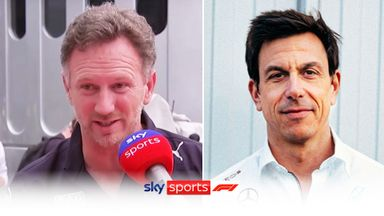 Horner: Is Toto going to pay the bill?