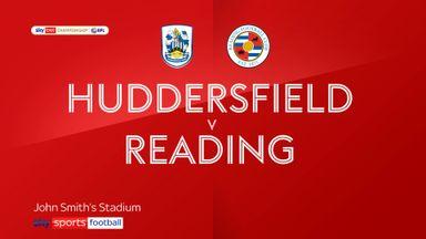 Huddersfield 4-0 Reading