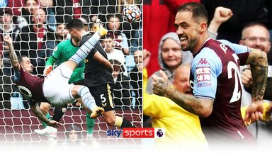 PL Goal of the Month: Ings' stunning overhead kick