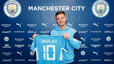 Mills: Grealish an exceptional signing for City