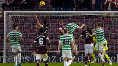 'Celtic had CL hangover at Hearts'