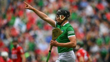 Limerick score three in the first half!