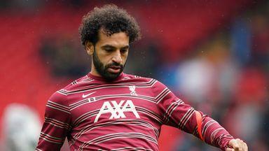 Garcia: New Salah deal 'very important'
