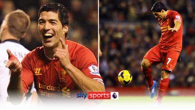 PL Vault | Liverpool 5-1 Norwich (2013)