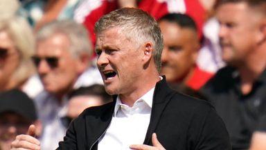 Solskjaer bemoans lack of penalty decisions