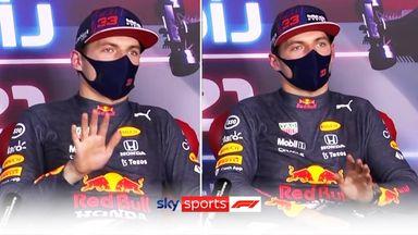 Verstappen: Can we please stop? It's ridiculous!