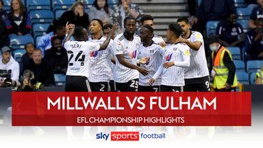 Millwall 1-2 Fulham