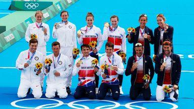 'Mixed teams bring new dimension'