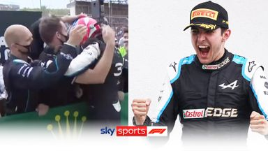 Ocon: What a moment for us