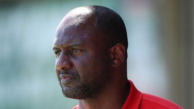 Vieira: Edouard, Hughes have settled well