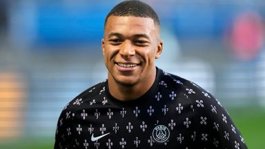 Could there be late movement on Mbappe deal?