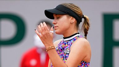Kenin hoping to get back to best form