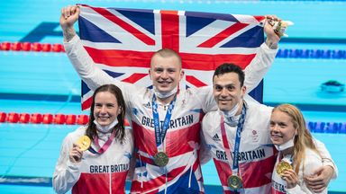 Buckner: Mixed relay one of best events