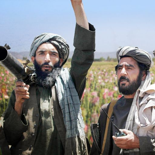 Money and power drive Afghanistan's opium production - how will the Taliban wean themselves off?