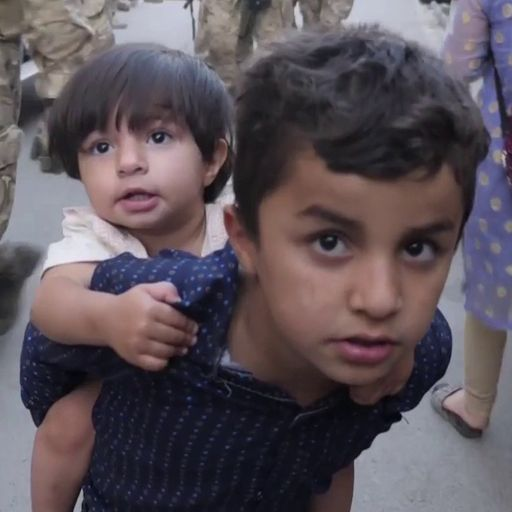 British family's ordeal escaping Taliban and securing passage home