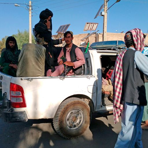 Analysis: Strategy, politics and the US withdrawal have all fuelled the Taliban's rapid advance