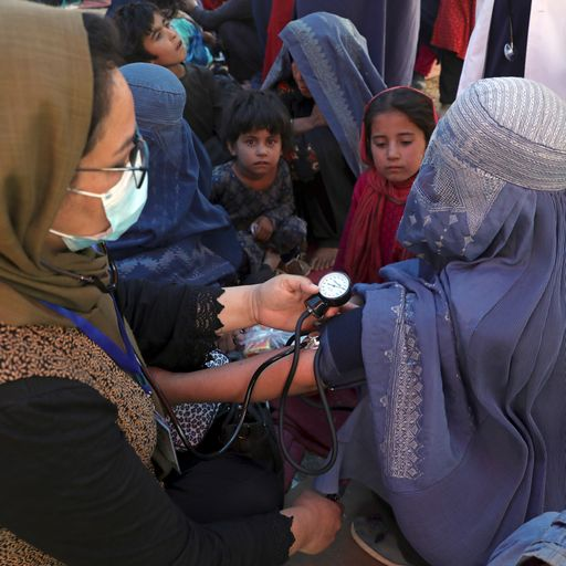 Why there are grave fears for women under Taliban rule