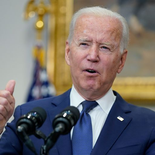 Joe Biden 'convinced' he is right on US military pullout