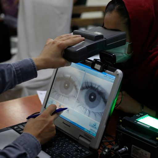 The biometric, social and business data the Taliban could use to target left-behind Afghans
