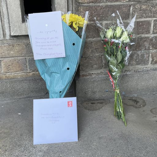 Tributes to man, 45, stabbed to death as two 14-year-olds arrested