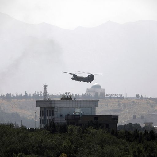 Analysis: The story of how the 'greatest military force ever assembled' abandoned Afghanistan