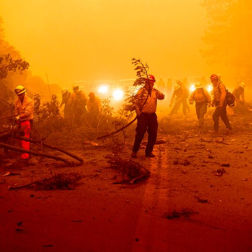 As wildfires rage, milestone report expected to deliver 'starkest warning yet' on climate crisis