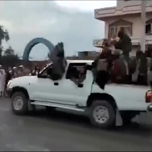 Taliban seizes Jalalabad without a fight - Kabul is now the only big city that it does not control
