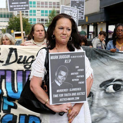 Family of man whose death sparked 2011 riots sue Metropolitan Police