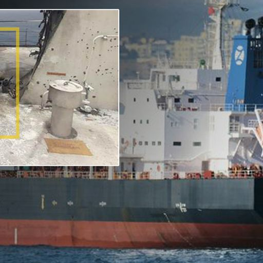 Maritime wars: Did the attack on the Mercer Street deliberately target its crew?