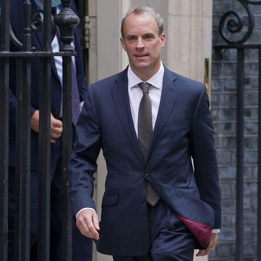 Raab's retreat from interventionism at odds with the idealism of nation building