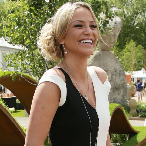 'A wonderfully full and colourful life': How Sarah Harding became one of pop's brightest stars