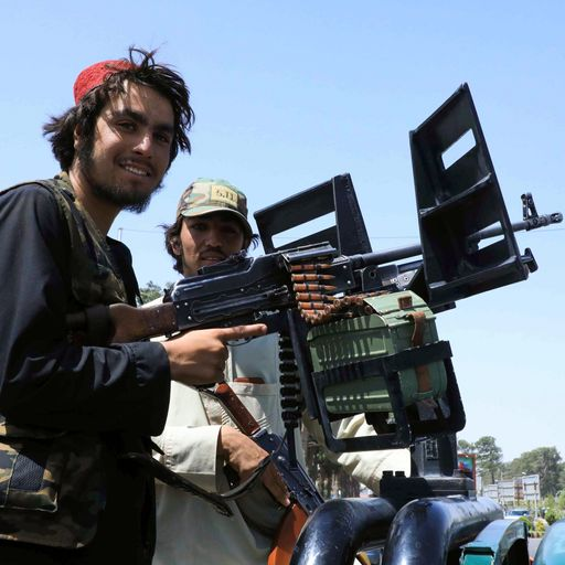 How have Taliban managed to advance so quickly after US withdrawal?