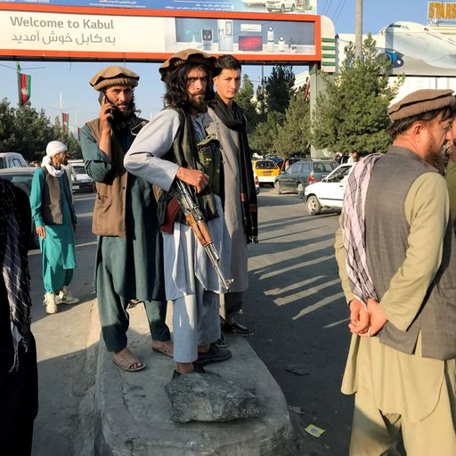 Who are the Taliban, what is their history and what do they want for the country?